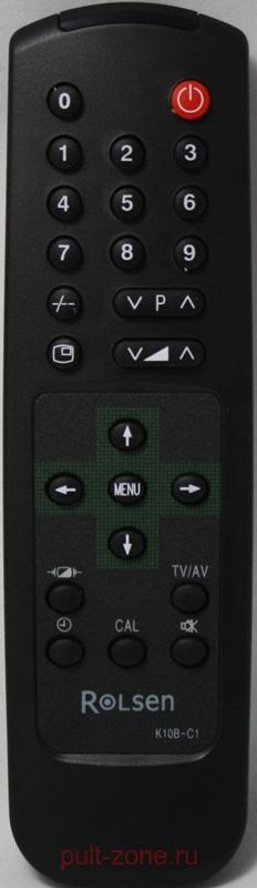 K10B-C1 пульт для телевизора оригинальный.