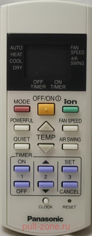 инструкция к пульту кондиционера панасоник Inverter - фото 10